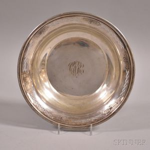 Wallace & Sons Sterling Silver Reticulated Bowl