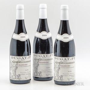 Bernard Dugat Py Mazoyeres Chambertin 2009, 3 bottles