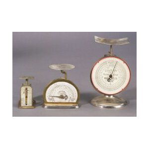 Three Postal Scales