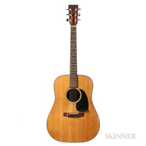 C.F. Martin & Co. D-18 Acoustic Guitar, 1973