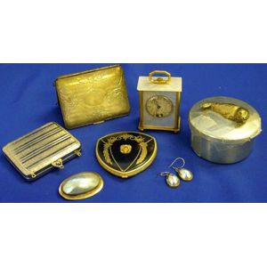 Group of Decorative Boxes and Accessories