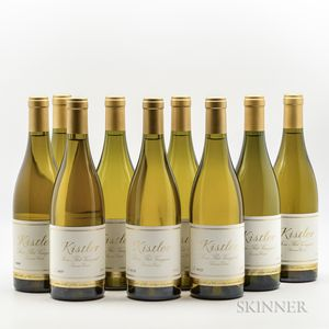 Kistler Stone Flat Vineyard Chardonnay, 9 bottles
