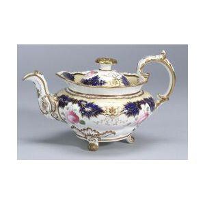 Partial Coalport Porcelain Tea Service