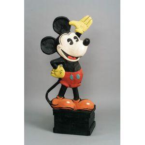 Rare Mickey Mouse Display Figure