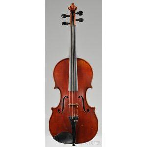 Modern Violin, c. 1910