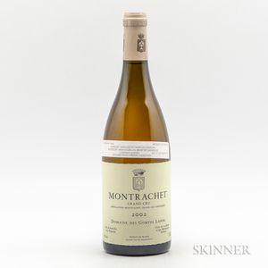 Comtes Lafon Montrachet 2002, 1 bottle