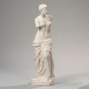 Wedgwood Carrara Figure of Venus