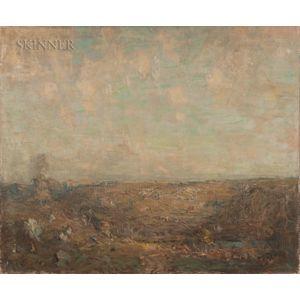 Arthur Clifton Goodwin (American, 1866-1929)      Golden Fields