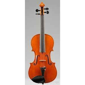 English Violin, W.S. Day, Plymouth, 1936