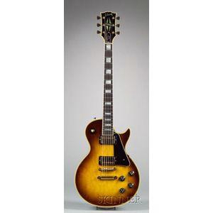 American Electric Guitar, Gibson Incorporated, Kalamazoo, 1969, Model Les Paul Custo