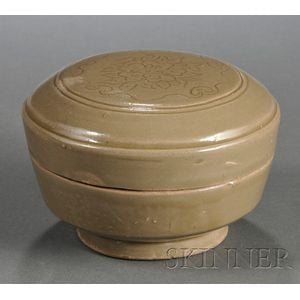 Yaozhou Box and Cover