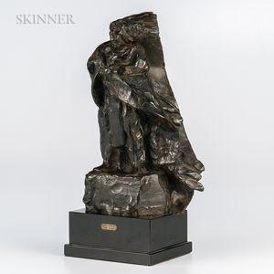 Harry Jackson (American, 1924-2011)      The Seeker