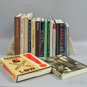 Seventeen Art and Architecture Books