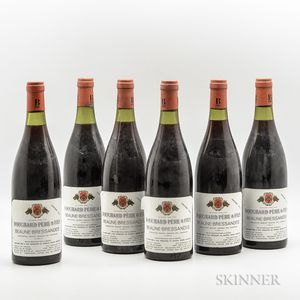 Bouchard Pere & Fils Corton Bressandes 1976, 6 bottles