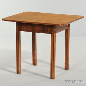 Maple Tea Table