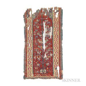 Anatolian Prayer Kilim