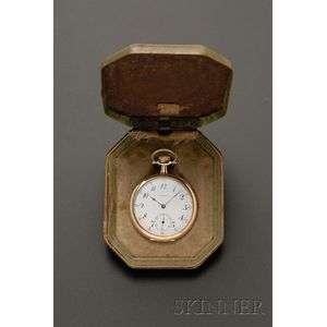 "Howard 14 Size 17-jewel ""Jack Barry"" Pocket Watch"