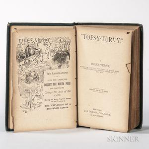 Verne, Jules (1828-1905) Topsy Turvy.