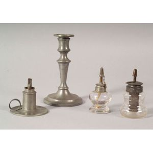 Four Early Lighting Devices