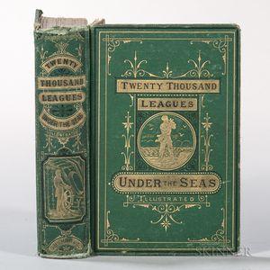 Verne, Jules (1828-1905) Twenty Thousand Leagues under the Seas.
