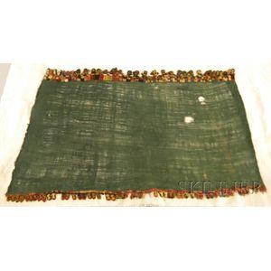Pre-Columbian Textile Panel