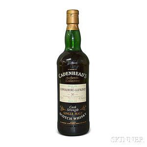 Convalmore-Glenlivet 30 Years Old 1962, 1 750ml bottle