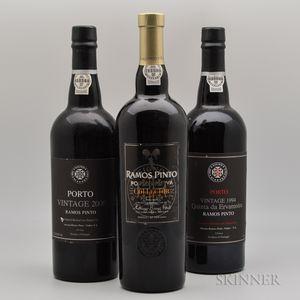 Ramos Pinto, 3 bottles