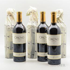 Tenuta Sette Ponti Oreno 2013, 6 bottles