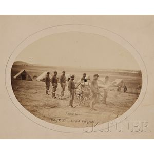 (Civil War, Union, Photographs)
