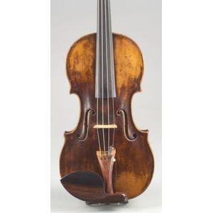 Austrian Violin, c. 1800