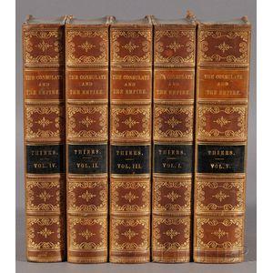 (France, Napoleon), Thiers, Louis Adolphe (1797-1877)
