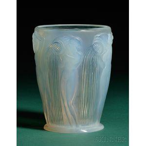 Rene Lalique Danaïdes Vase