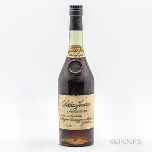Chateau Jousson Selection Grande Fine Champagne Cognac 1893, 1 bottle