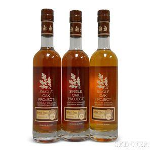 Buffalo Trace Single Oak Project Bourbon, 3 375ml bottles