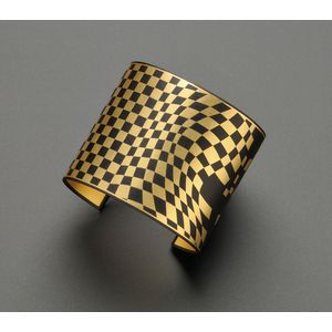 Mixed Metal Cuff, Tiffany & Co.