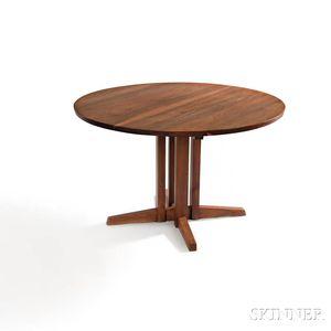 George Nakashima (1905-1990) Dining Table