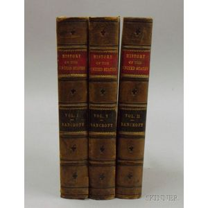 Bancroft, History of the United States