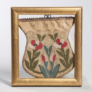 Small Stitched Pocketbook
