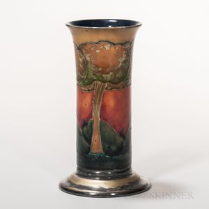 Moorcroft Pottery Eventide Design Vase