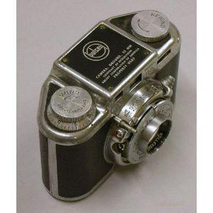 Military Bolsey Camera No. 180101