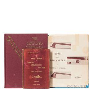 Three Books on Bows