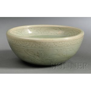 Celadon Warming Bowl
