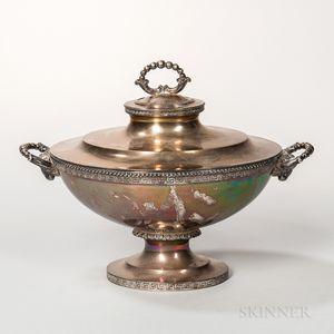 Tiffany & Co. Silver Soup Tureen