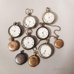 Ten American Watches
