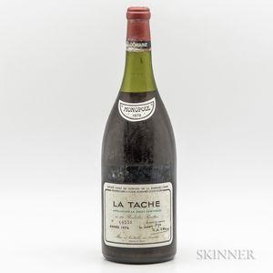 Domaine de la Romanee Conti La Tache 1976, 1 magnum