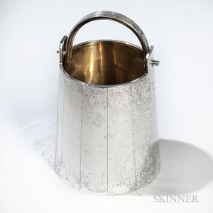 Russian .875 Silver Vodka Bucket