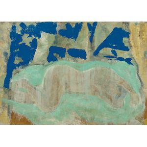 Carlo Corsi (Italian, 1878-1966)      Verde e Azzurro