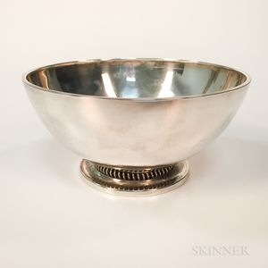 C.C. Hermann Sterling Silver Bowl