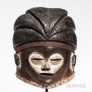 Mbala Helmet Mask