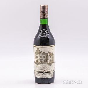 Chateau Haut Brion 1976, 1 bottle